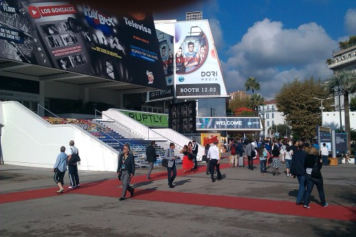 MIPCOM 2014 in Cannes